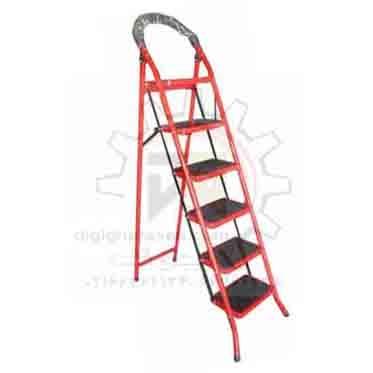 نردبان 6 پله ایران پایه