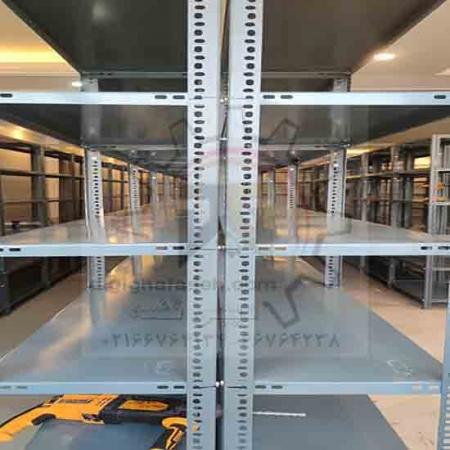 ست قفسه پیچ و مهره ای طول80عمق40 سانتیمتر