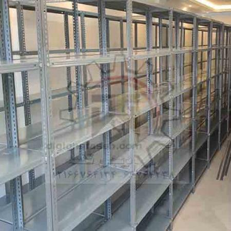 ست قفسه پیچ و مهره ای انباری به طول 60 عمق 50 سانتیمتر